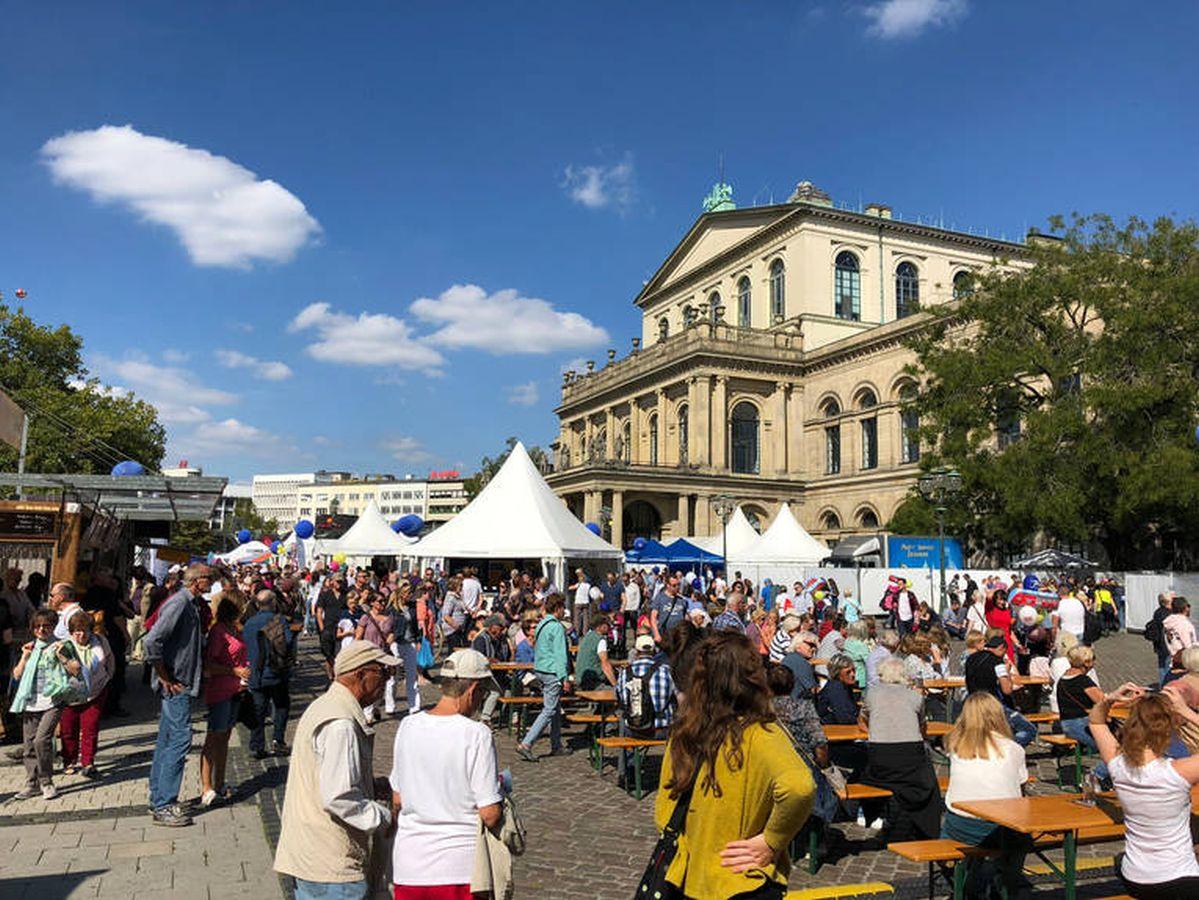 con-nect.de - Calenberger Online News: Rund 225.000 Besucher reisen ...