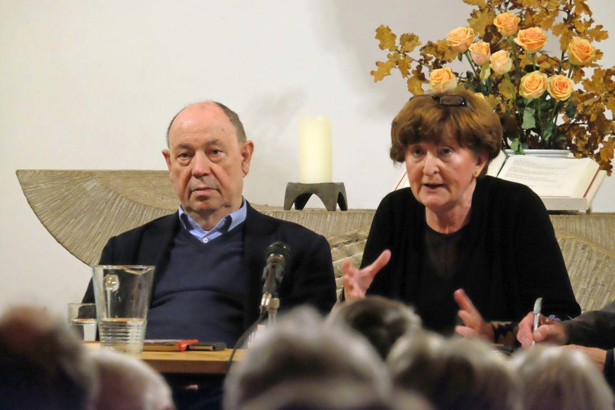 Anne Und Nikolaus Schneider
