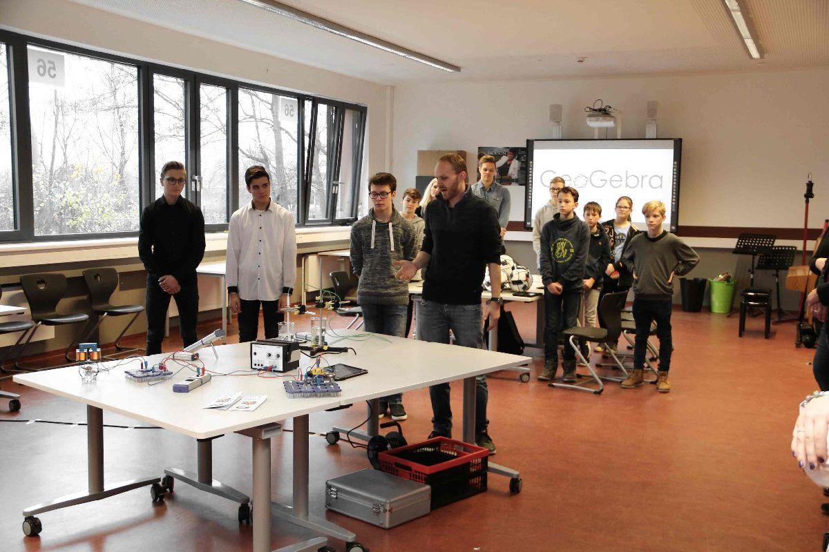 Oberschule Gehrden con nect de calenberger apple prädikat für hochwertige bildung an der oberschule