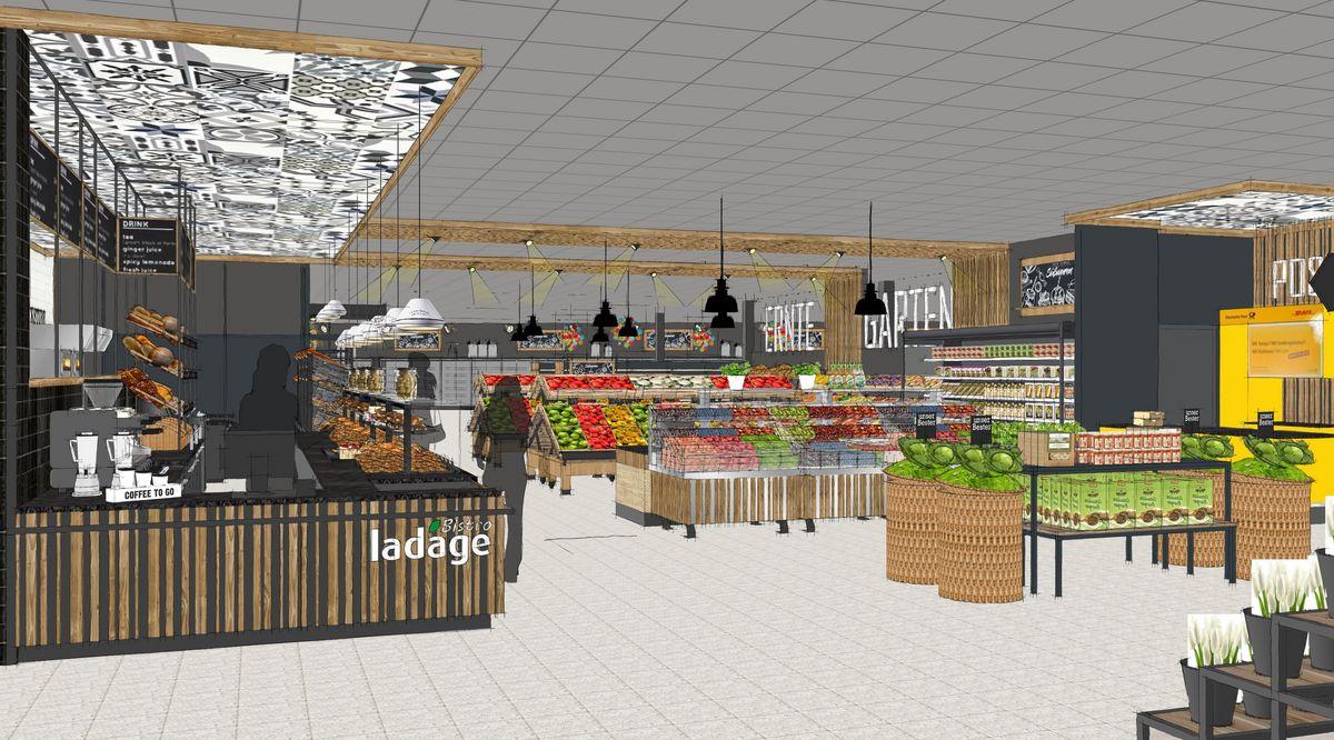 con-nect.de - Calenberger Online News: EDEKA-Markt in ...
