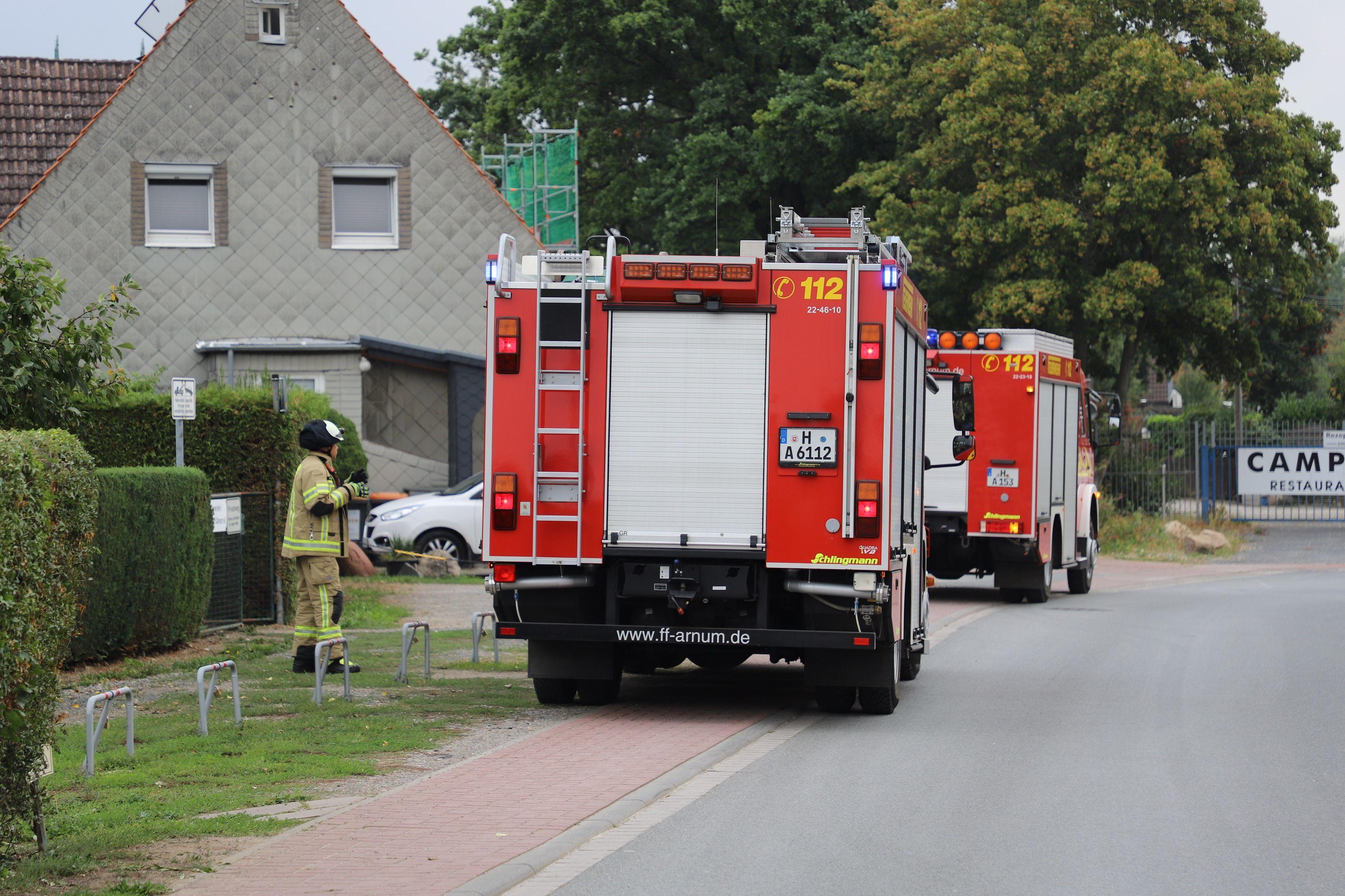 Feuerwehr Arnum